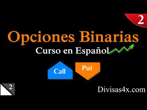 Opciones binarias y forex