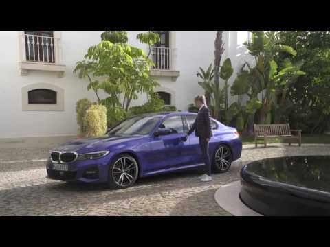 BMW 3 Series - Digital Key Ingenuity