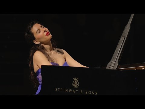 RACHMANINOV Moment Musical No 1, Live Concert In Palermo By Stephanie Elbaz