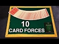10 Unique Card Forces You Must Know!