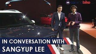 In Conversation With Sangyup Lee, Senior VP, Hyundai Design Centre | NDTV carandbike