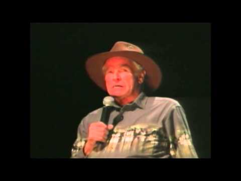 """National Cowboy Poetry Gathering: Milton Taylor recites """"The Man from Snowy River"""""""