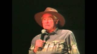 "National Cowboy Poetry Gathering: Milton Taylor recites ""The Man from Snowy River"""