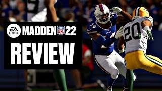 Madden NFL 22 Review - The Final Verdict (Video Game Video Review)
