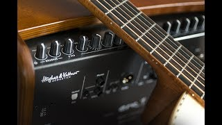 Hughes & Kettner era 1 acoustic amplifier | All the built-in FX | Demo and Playthrough
