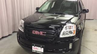 2017 GMC Terrain AWD Nightfall Edition Black Oshawa ON Stock #170630