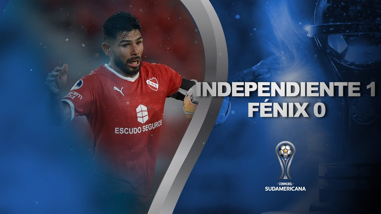 Independiente vs. Fénix [1-0] | RESUMEN | Octavos de Final | CONMEBOL Sudamericana