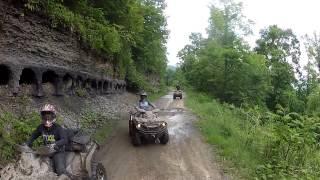 Hatfield&McCoy Trails - Rockhouse System