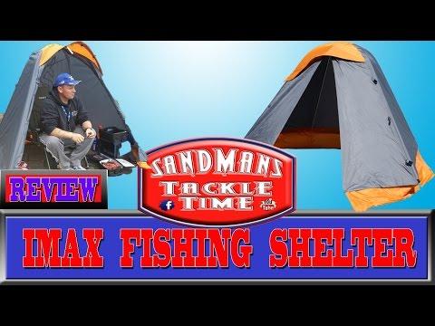 Sandmans Tackle Time Imax Fishing Shelter
