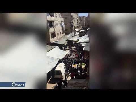 معونات نظام أسد للسوريين .. دعم للأغنياء والمقربين وحرمان لفقراء سوريا  - 14:59-2020 / 5 / 25