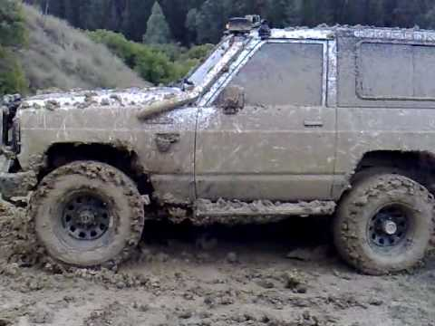 nissan patrol 3.3 - YouTube