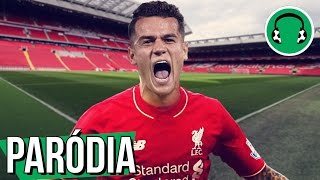 ♫ PHILIPPE COUTINHO | Paródia Rude - Magic!