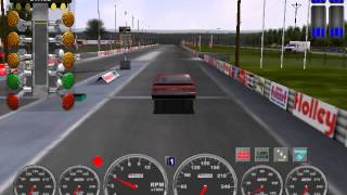 IHRA Drag Racing PC