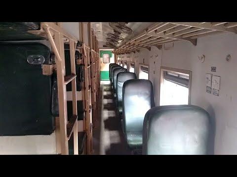 Economy Class Of Karachi To Lahore Train Pak Business