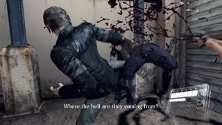 Resident Evil 6 PC Mod - Melee Hack (Counter-attack and Ultimate Melee Anytime)
