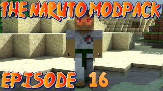 Minecraft Naruto Mod Pack : Season 2 : Episode 16 : Danger in the village! Thumbnail