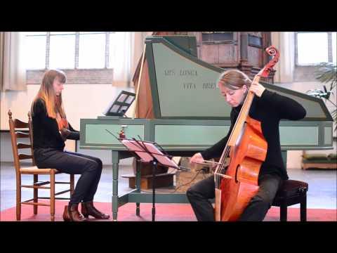 Marin Marais Sarabande en Rondo C major