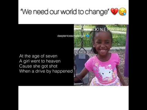 This World needs to change‼️❤️💪🏼