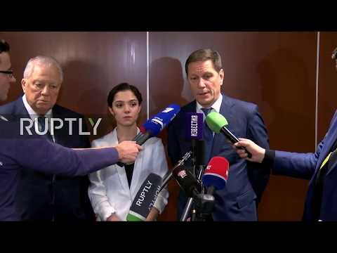 LIVE: Olympic chiefs react to IOC decision on Russian athletes
