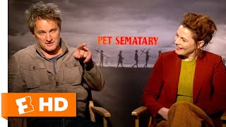 Pet Sematary's Cast on the Price of Resurrection | 'Pet Sematary' Interview | Fandango All Access