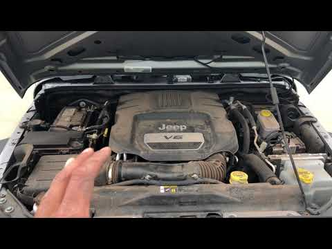 jeep wrangler - fuse box location - youtube  youtube