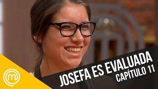Josefa es evaluada   MasterChef Chile 3   Capítulo 11