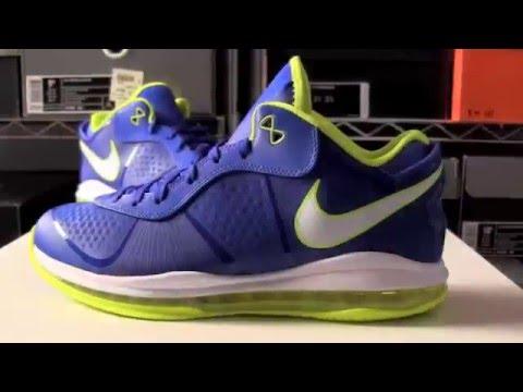 c252d95279ff Nike LeBron 8 V2 Low Sprite (Sprites) - YouTube