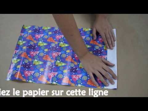 Comment faire un sac à papier/ ¿Cómo hacer una bolsa de papel?