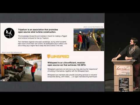 Benjamin Tincq // Open Hardware Business models