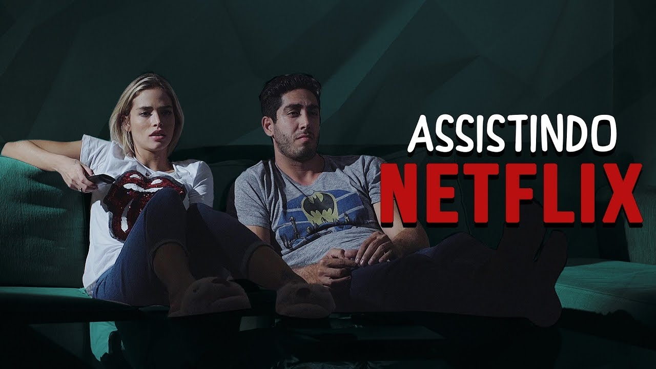 Assistindo Netflix - DESCONFINADOS (Erros no final)