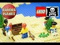 Pirates Minifigures 6251 LEGO Pirates - Stop Motion Review