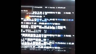 Flickering LED glitching out a NES