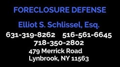 Statute of Limitations Defense for Foreclosure