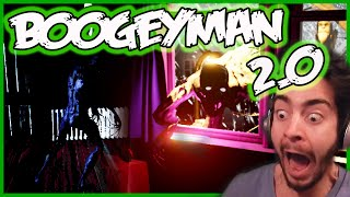 BOOGEYMAN RUNS in FREE ROAM! | Boogeyman 2.0 Night 5 | Boogeyman 2.0 Jumpscares