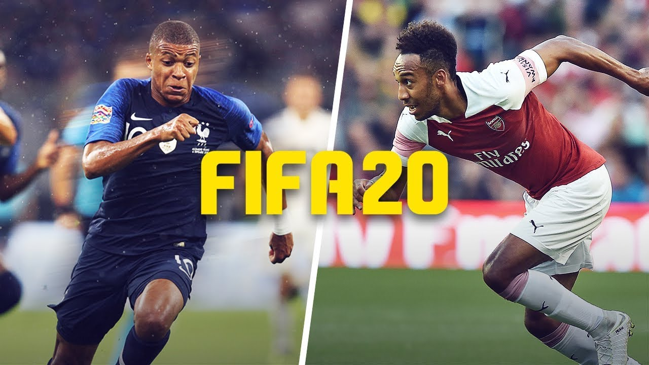 Who Is Really The Fastest Player In Fifa Oh My Goal Youtube