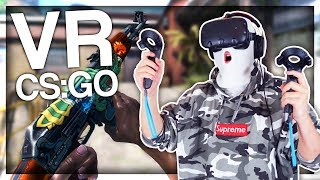 VIRTUAL REALITY CS:GO