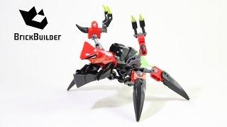 Lego Hero Factory 44024 TUNNELER Beast vs. SURGE - Speed Build