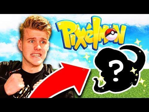 TWO NEW SHINY POKEMON?!? (POKEMON IN MINECRAFT) Pixelmon #4