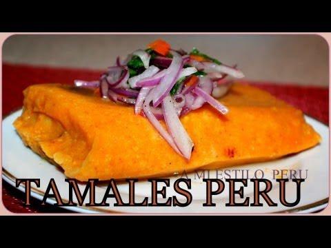 Disfruta de los ricos tamales. (Video: YouTube)