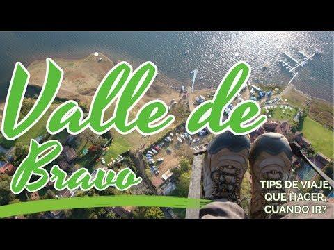 ✈ VALLE DE BRAVO | QUE HACER Y COMO LLEGAR | TRIP TO VALLE DE BRAVO