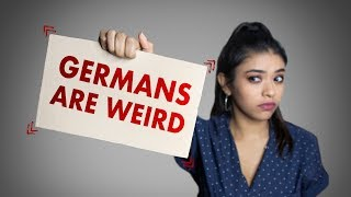 WEIRD THINGS GERMANS DO..