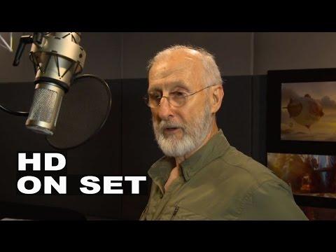 "Big Hero 6: James Cromwell ""Robert Callaghan"" Behind the Scenes Movie Audio Recording"