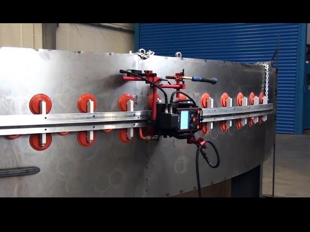 Vacuum Track System