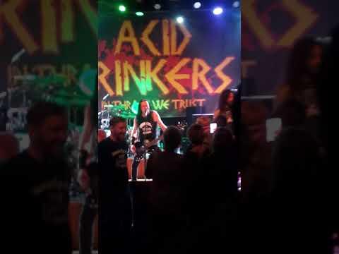 Acid Drinkers 06.10.2017 Koziegłowy