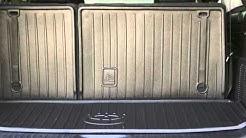 Seatback Cargo Liner