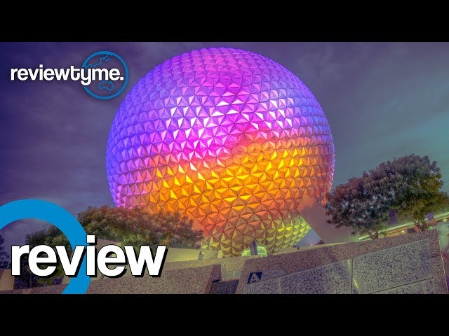 One Little Spark - Epcot Overview and Review