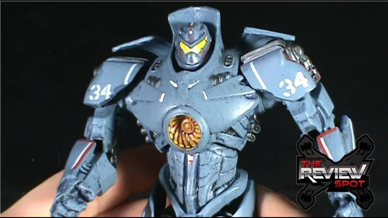 0bdab208 Toy Spot - Neca Pacific Rim Jaeger Gipsy Danger - YouTube