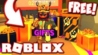 *FREE* GIFTS EVERY DAY in HALLOWEEN SURPRISE UPDATE for Mining Simulator!! (Roblox)