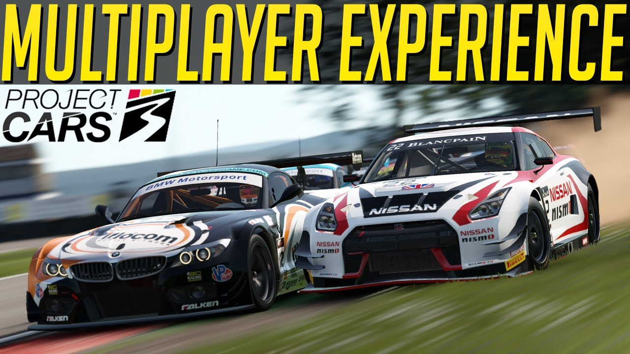 Project Cars 3: The multiplayer experience