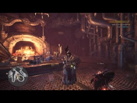 monster hunter world how to get silver wyverian print